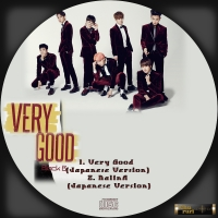 Block B Very Good (Japanese version)Type-A☆