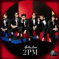 2PM  Guilty Love(初回生産限定盤A)汎用