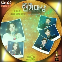 2014 SBS演技大賞BD