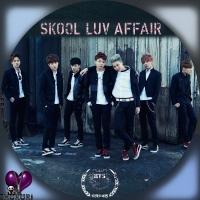 防弾少年団 Skool Luv Affair(日本仕様盤)汎用