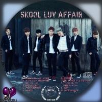 防弾少年団 Skool Luv Affair(日本仕様盤)