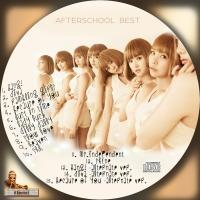 アフタースクールBEST (CD+DVD) (LIVE盤) 15曲