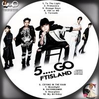 FTISLAND 5(初回限定盤A)