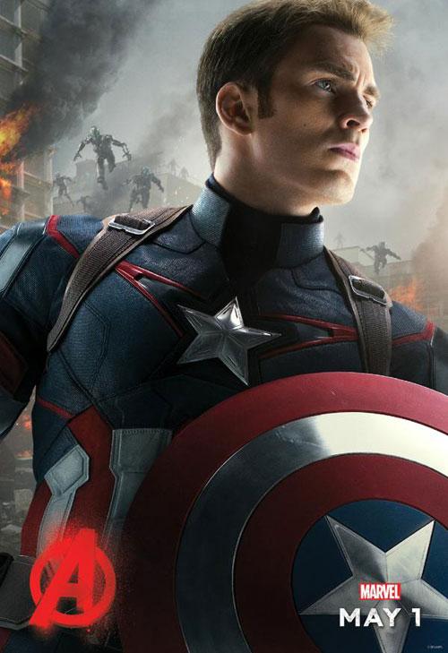 アベンジャーズ2 キャプテン・アメリカ