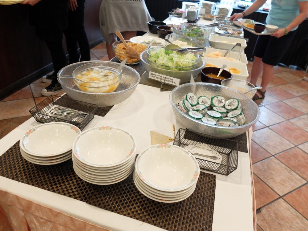 京都タワーホテル アネックス 朝食01
