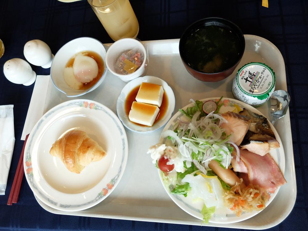 京都タワーホテル アネックス 朝食03