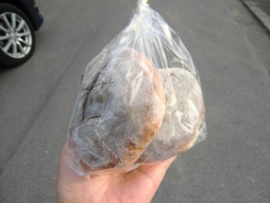 とらおのパン