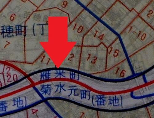 町名区域図③