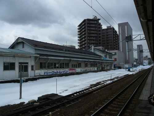 苗穂駅構内②