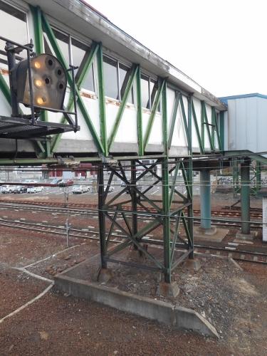 苗穂駅 跨線橋