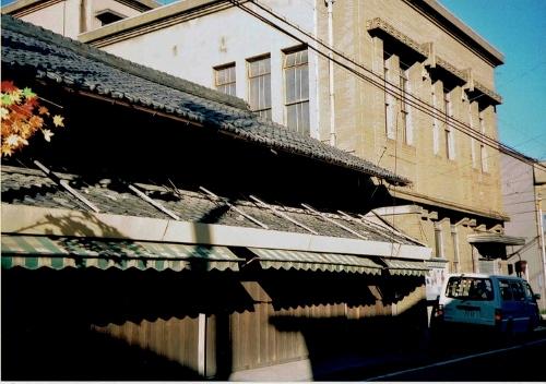 元中部電力稲沢営業所 2003年