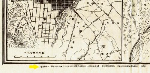 札幌市街之圖