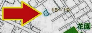 伏見 地図 拡大