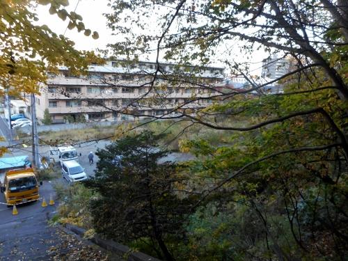 峰吉の池跡