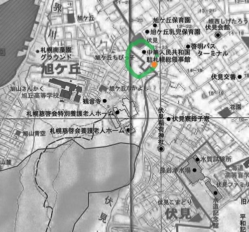 伏見 地図②