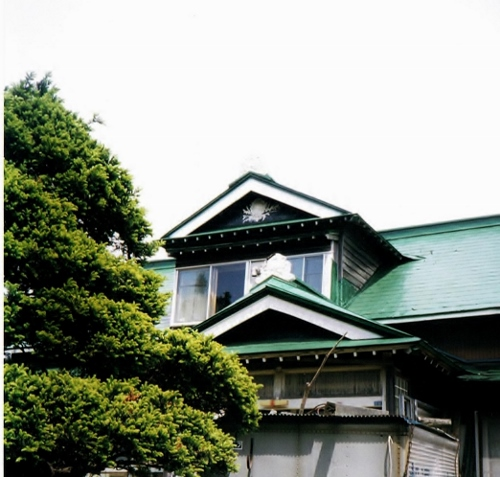 鏝絵の家①