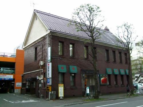 旧北海道ホルスタイン会館