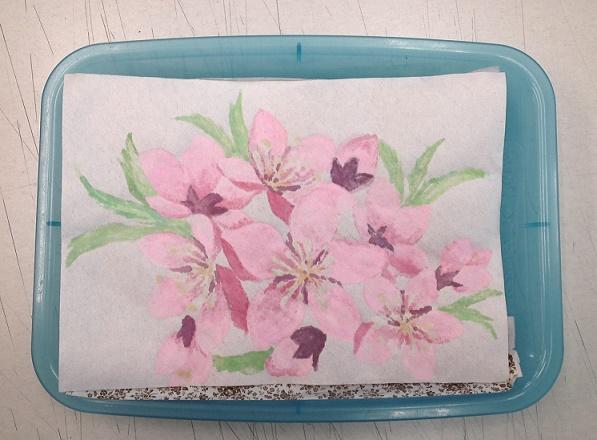 桃の花 (2)