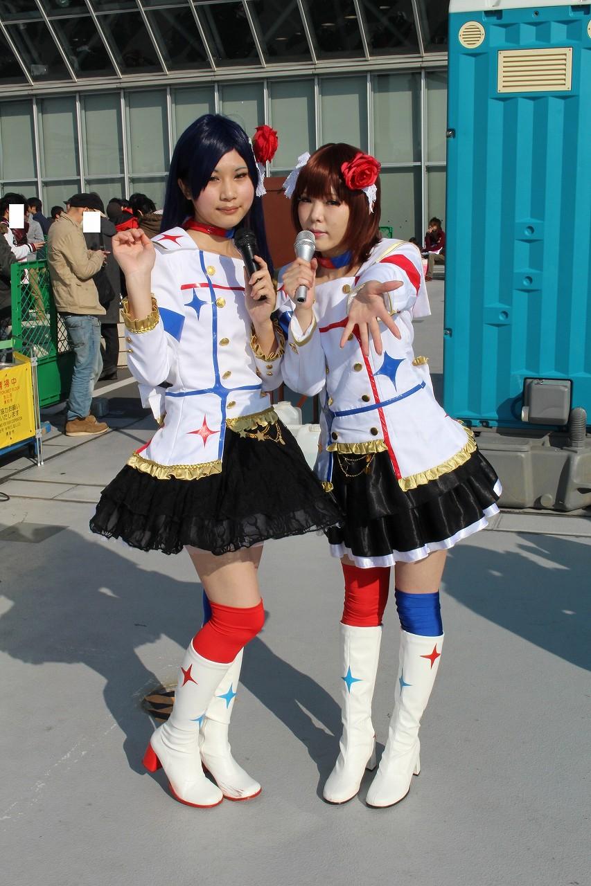 コミックマーケット コミケ コスプレ C87 04