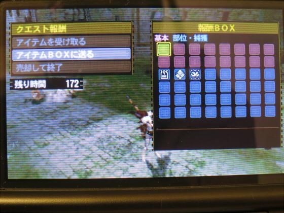 MH4G-頽廃の沼ソロ大剣43