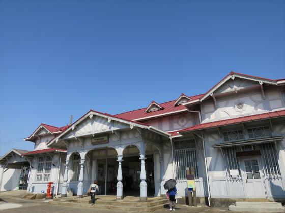 南海浜寺公園駅駅舎01