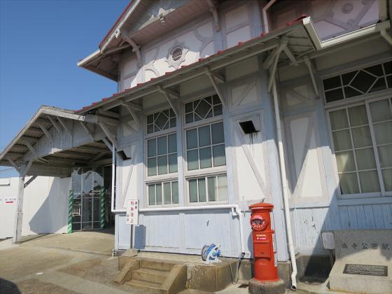南海浜寺公園駅駅舎03