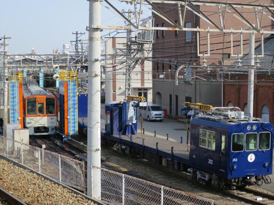 阪神電車-虎ラッピング04