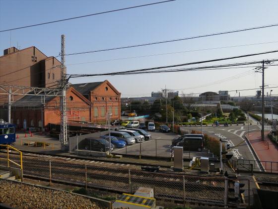 阪神電車-虎ラッピング05