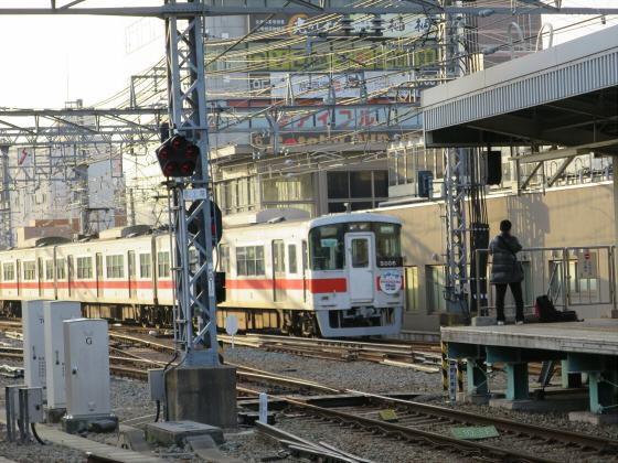 阪神電車-虎ラッピング12