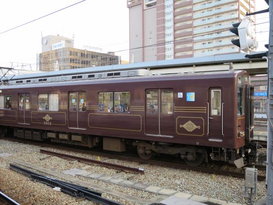 阪神電車-虎ラッピング15