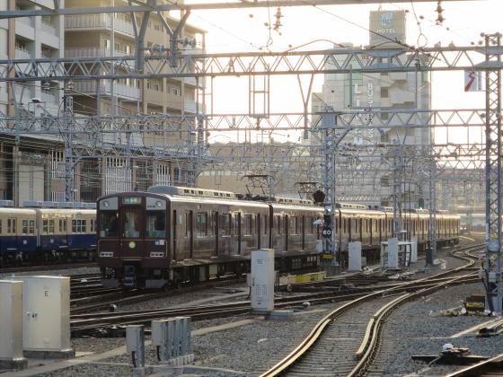 阪神電車-虎ラッピング16