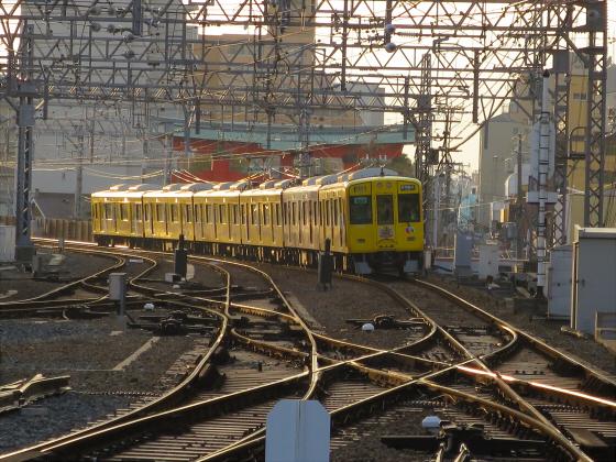 阪神電車-虎ラッピング19