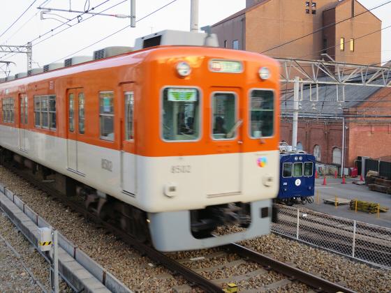 阪神電車-虎ラッピング27