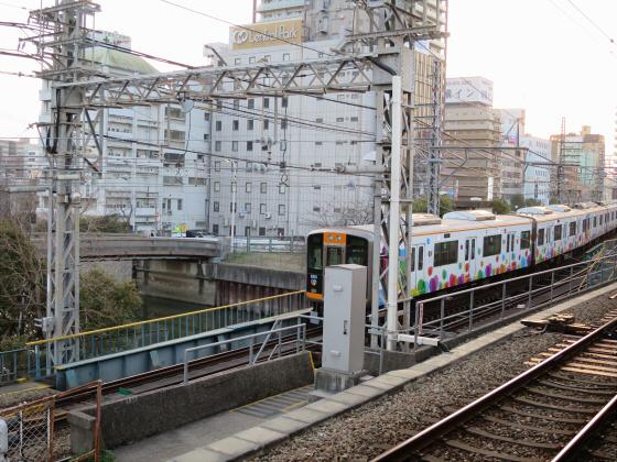 阪神電車-虎ラッピング30