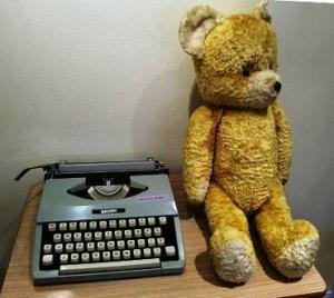 タイプライター&ベアー