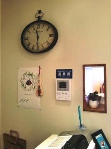 時計&レジ