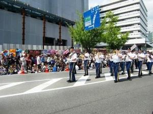 在日米陸軍 軍楽隊1