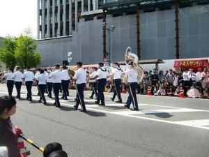 在日米陸軍 軍楽隊2