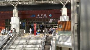 2日目金沢(東口)