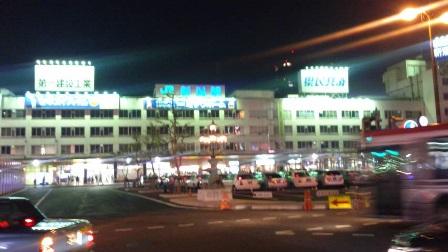 2日目新潟(駅舎)
