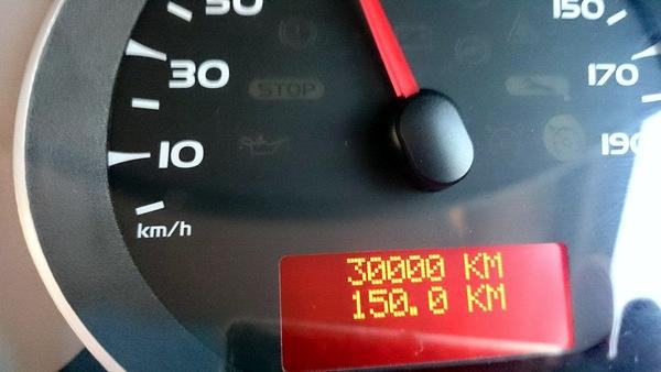 ビボップ30000km
