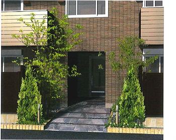 大井5丁目中出邸新築マンション完成予想図3_R