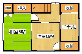 大井5小松邸2F