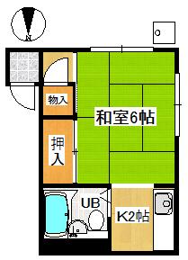 新岡ハウス101