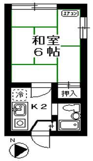 佐山ハイツ203