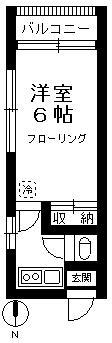 ふじ荘201