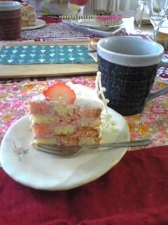 19日ケーキ