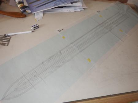 牙狼剣 鞘 設計図