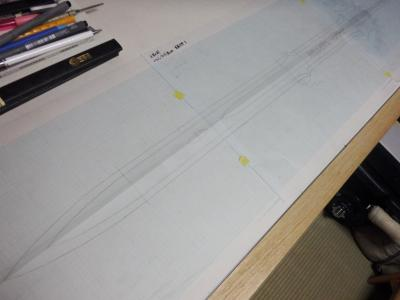 金属刀身王者の剣 設計図