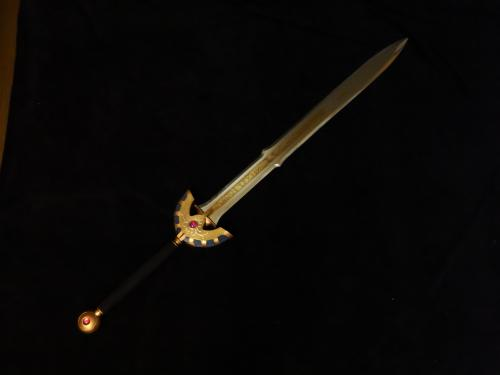 K様 金属刀身ver ロトの剣(王者の剣) 完成②